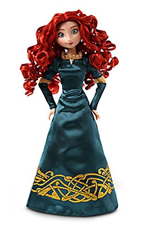 Disney ディズニー メリダとおそろしの森 メリダ クラシックドール 12インチ 約30cm 【並行輸入品】