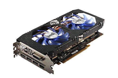 HIS AMD RADEON RX480搭載ビデオカード HS-480R8LCNR オーバークロックモデル