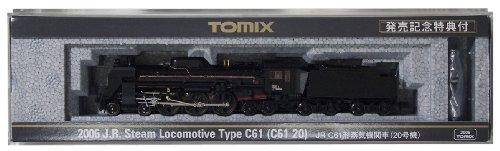 トミックス JR C61形蒸気機関車(20号機) 2006
