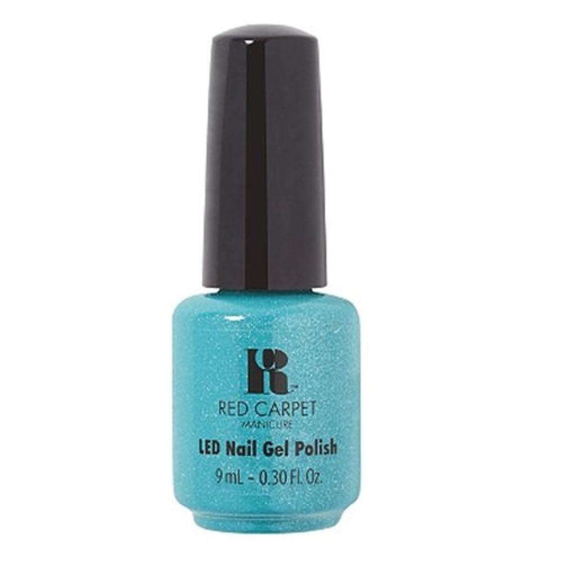 残基応援する中古Red Carpet Manicure - LED Nail Gel Polish - Bella Of The Biz - 0.3oz / 9ml