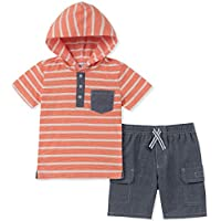 Kids Headquarters Baby Boys 2 Pieces Shorts Set
