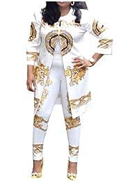 GodeyesW 女性3 / 4スリーブブレザーOLオフィスロングパンツ2ピース衣装