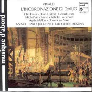 Vivaldi: L'incoronazione di Dario