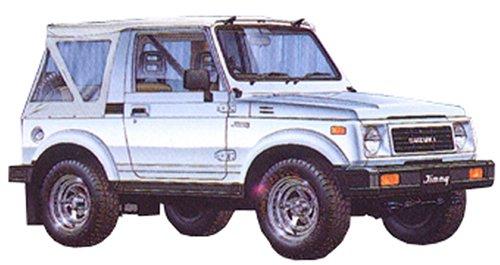 1/24インチアップディスクシリーズ70 ジムニー1300カスタム '86