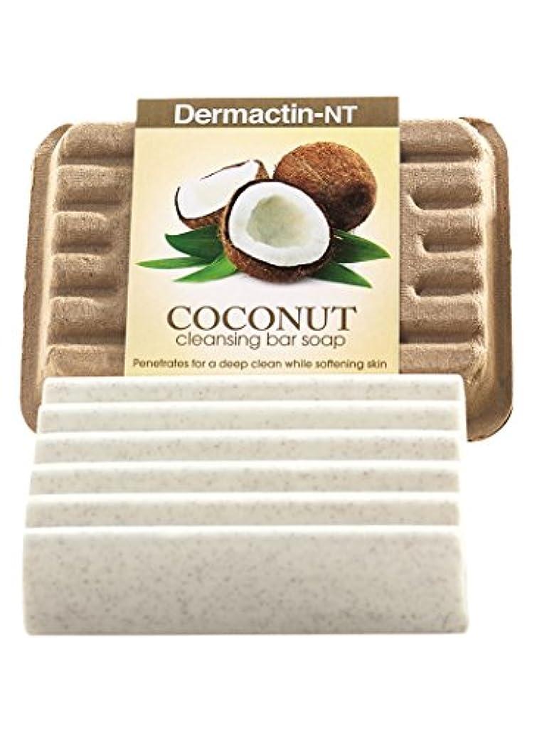 中庭ノイズ不信Dermactin-TS ココナッツクレンジングバーソープ (並行輸入品)