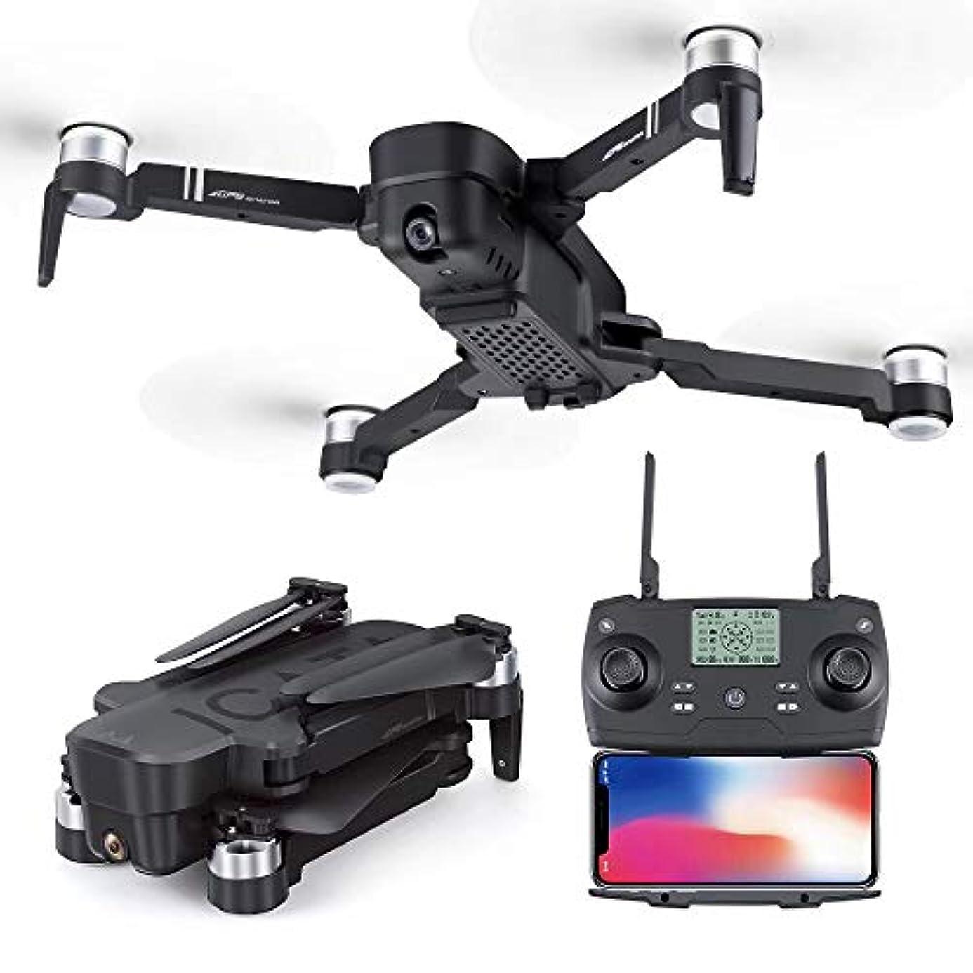 エネルギー学期隔離大人のための4Kカメラ、5G無線LAN FPV折り畳み式のGPSドローン、ブラシレスモーター、25分飛行時間、1000M制御範囲、フォローミーとクワッドローターとドローン