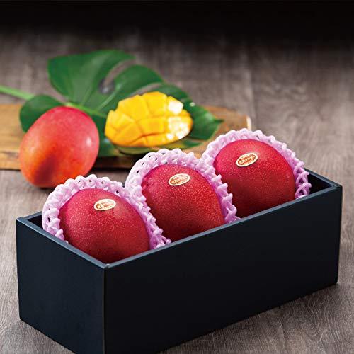 マンゴー 宮崎県産 完熟マンゴー 訳あり 3Lサイズ 3玉 宮崎県産 母の日 父の日 プレゼント