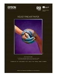 セイコーエプソン Velvet Fine Art Paper (A3ノビ/20枚) KA3N20VFA