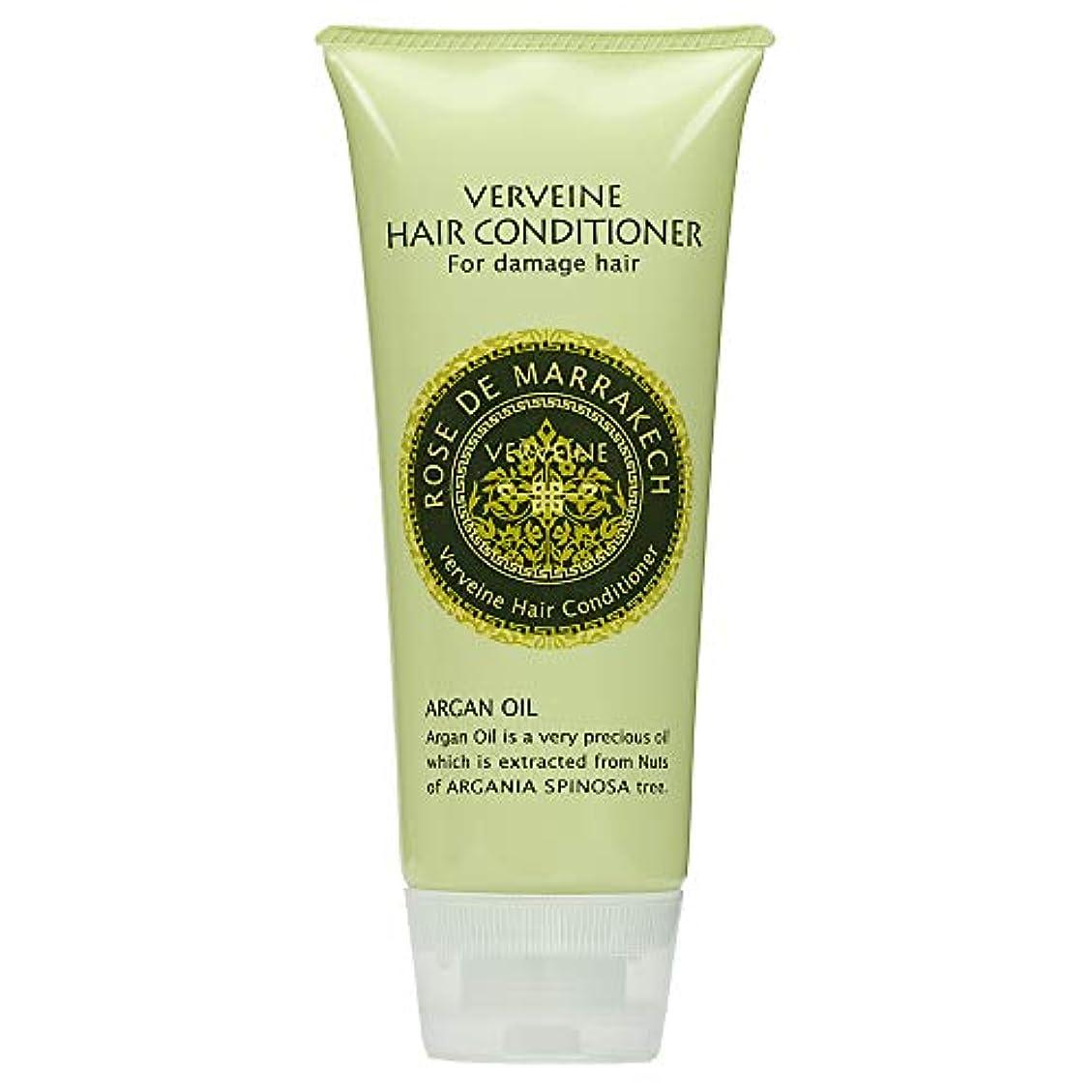 調査ワゴンドラッグローズ ド マラケシュ ヴェルヴェーン ヘアコンディショナー [ノンシリコン] 200g(レモンバーベナの香り)