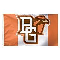 NCAA Bowling Green Falconsデラックスフラグ、3x 5'、マルチカラー