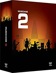 【並行輸入品】 WAVES Musicians 2 ◆ノンパッケージ/ダウンロード形式