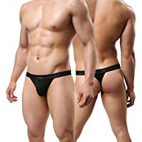 MuscleMate Premium Men's Thong Underwear, Men's Thong G-String Undie, Top Quality.