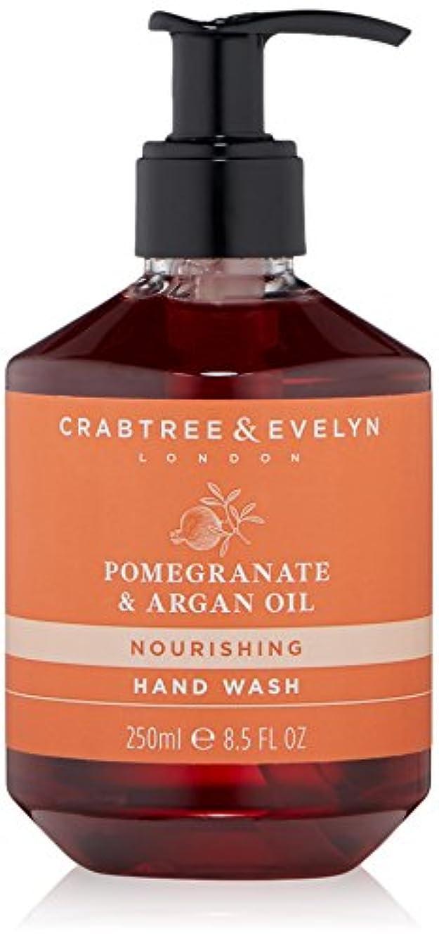 汚物伝染性の静脈クラブツリー&イヴリン Pomegranate & Argan Oil Nourishing Hand Wash 250ml/8.5oz並行輸入品