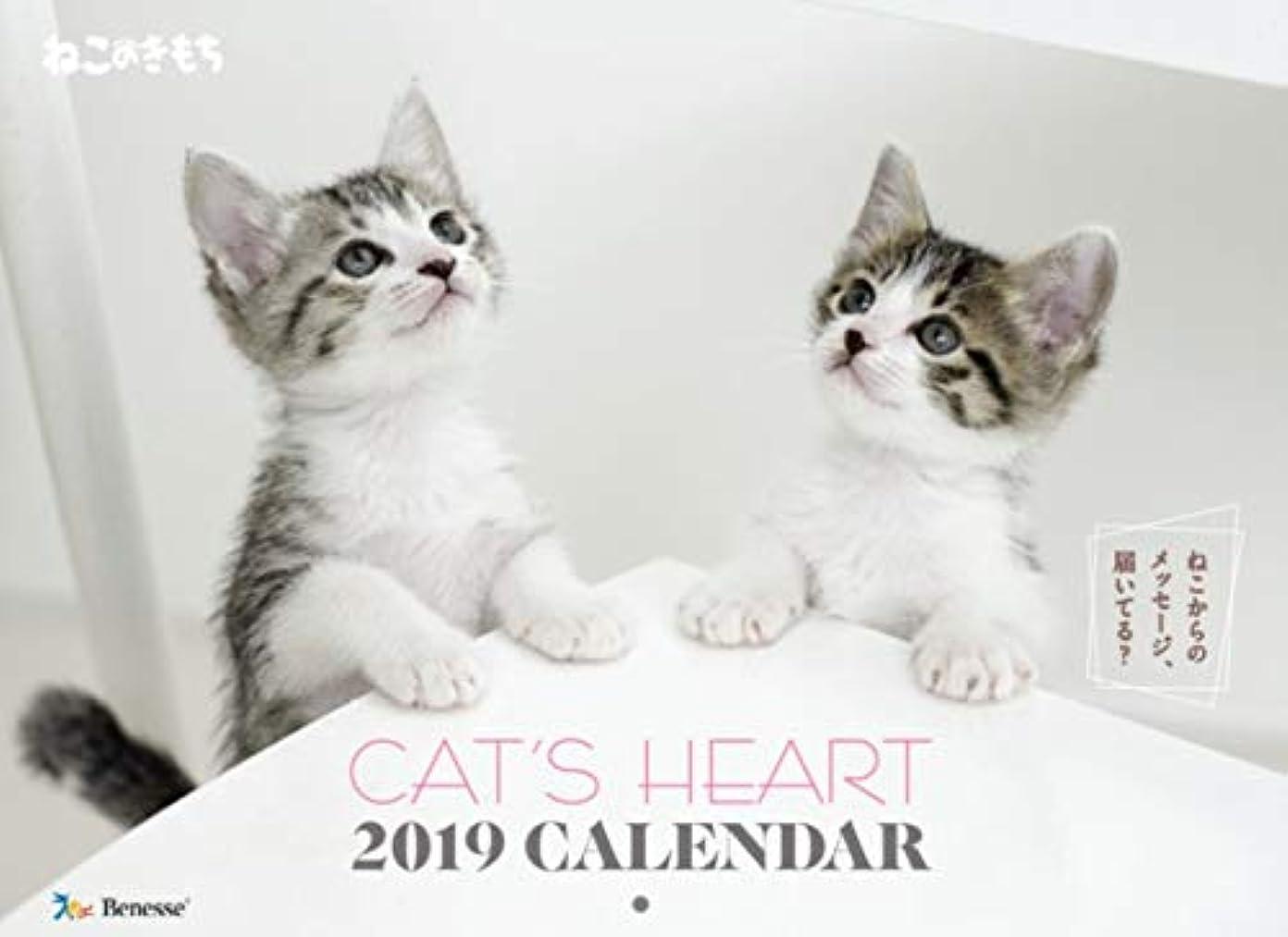ラジカル名義で腐敗ねこのきもちカレンダー2020