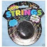 5 Black Yo Yo String Replacements