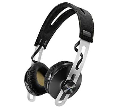 【国内正規品】ゼンハイザー ノイズキャンセリング機能搭載 ワイヤレス Bluetooth 密閉型ヘッドホン MOMENTUM On-Ear Wireless Black M2 OEBT BLACK