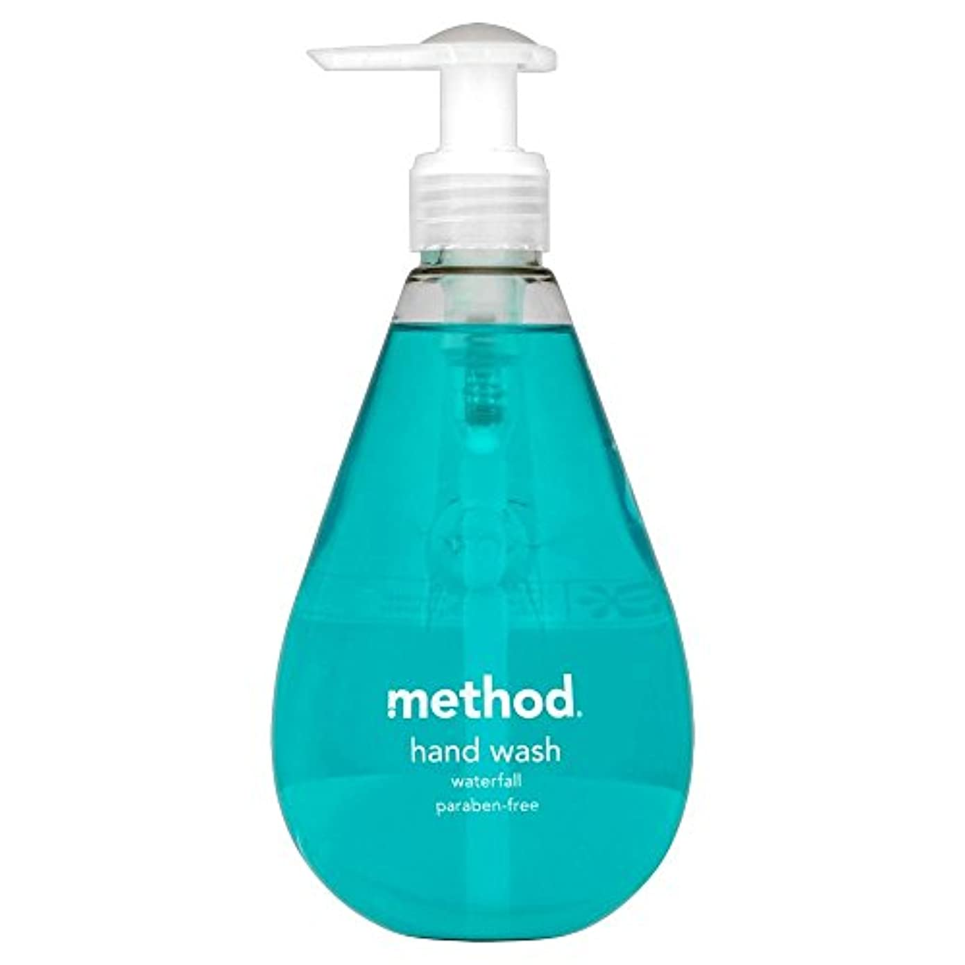 風味許容書誌Method Hand Wash Waterfall (354ml) メソッドのハンドウォッシュ滝( 354ミリリットル) [並行輸入品]