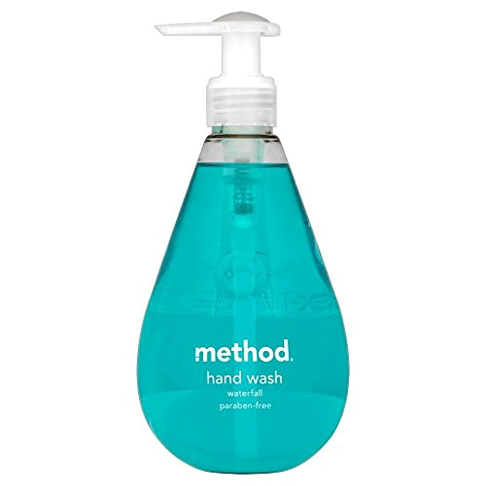 安定くそー勇者Method Hand Wash Waterfall (354ml) メソッドのハンドウォッシュ滝( 354ミリリットル) [並行輸入品]