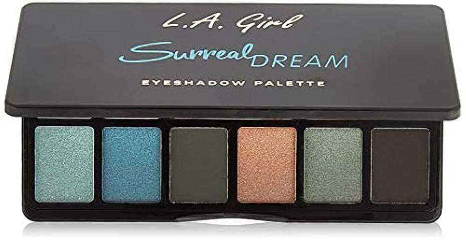 衝突思いやり汚物L.A. GIRL Fanatic Eyeshadow Palette - Surreal Dream (並行輸入品)