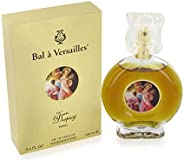 Jean Desprez Bal A Versailles Eau De Toilette Spray 3.3 Oz, 100 ml, Multicolor (123781)