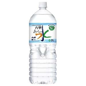 六甲おいしい水 2L×6本入り