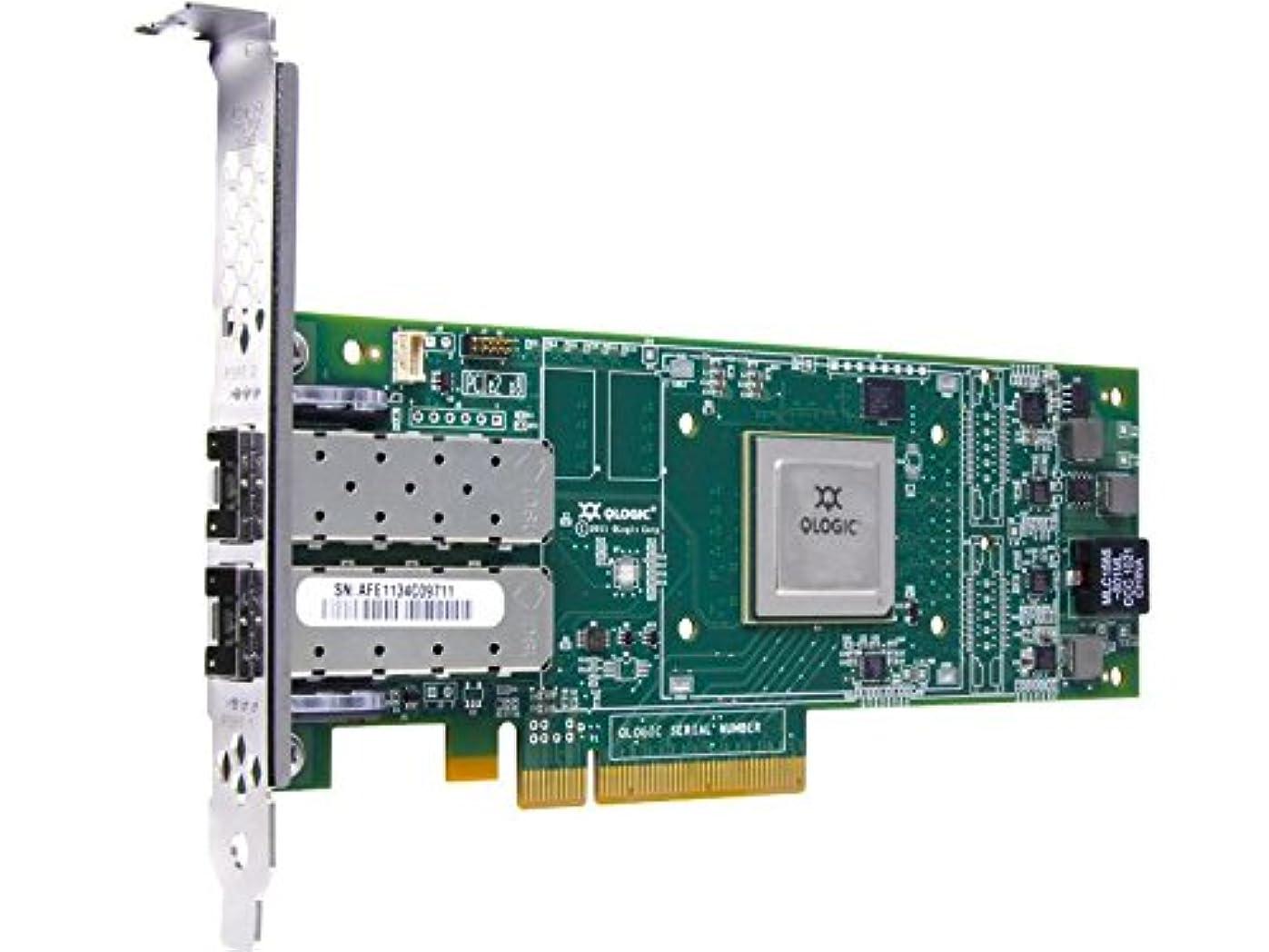 また明日ね着飾る花婿QLogic qle2670 16 GBシングルポートFC HBA (ホストバスアダプタ、PCIe gen3 x4、LCマルチモード光
