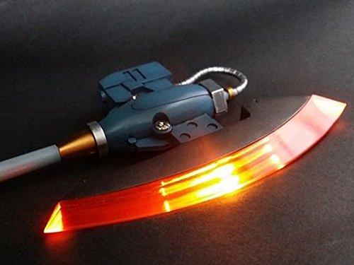 MG 1/100 THE ORIGIN 高機動型ザクII オルテガ専用機の発光ジャイアント・ヒートホークセット (発光ジャイアント・ヒートホークのみ) [並行輸入品]