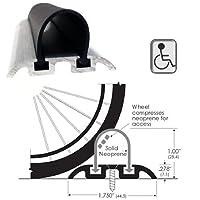 Ada車いすアクセス可能シャワーしきい値–42-in Long