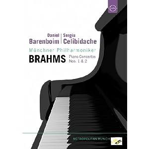 Piano Concertos 1 & 2 [DVD]