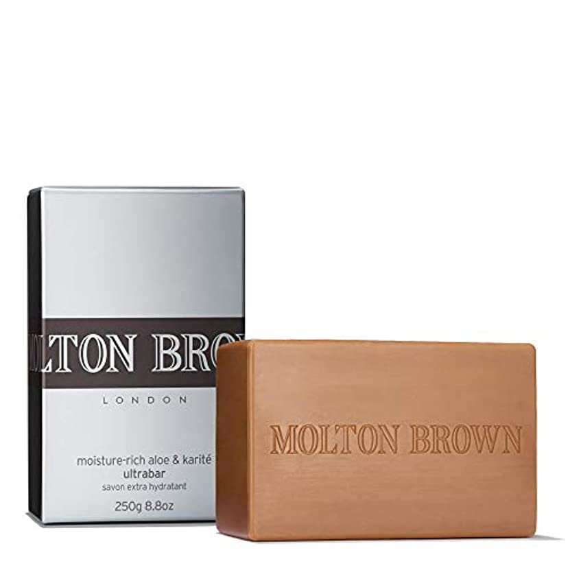 保守可能激怒蒸気MOLTON BROWN(モルトンブラウン) モイスチャーリッチ アロエ&カリテ ウルトラバー