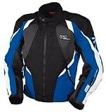 パタゴニア ジャケット IXS: バイクウェア ジャケット 「PATAGONIA」 ブラック/ブルー/ホワイト(MEN、WOMEN)