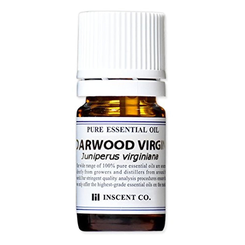 遺棄されたポンプ記念シダーウッド・バージニア 5ml インセント アロマオイル AEAJ 表示基準適合認定精油