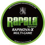 Rapala(ラパラ) ライン ラピノヴァX マルチゲーム 1.5号 29.8lb 200m RLX200M15LG