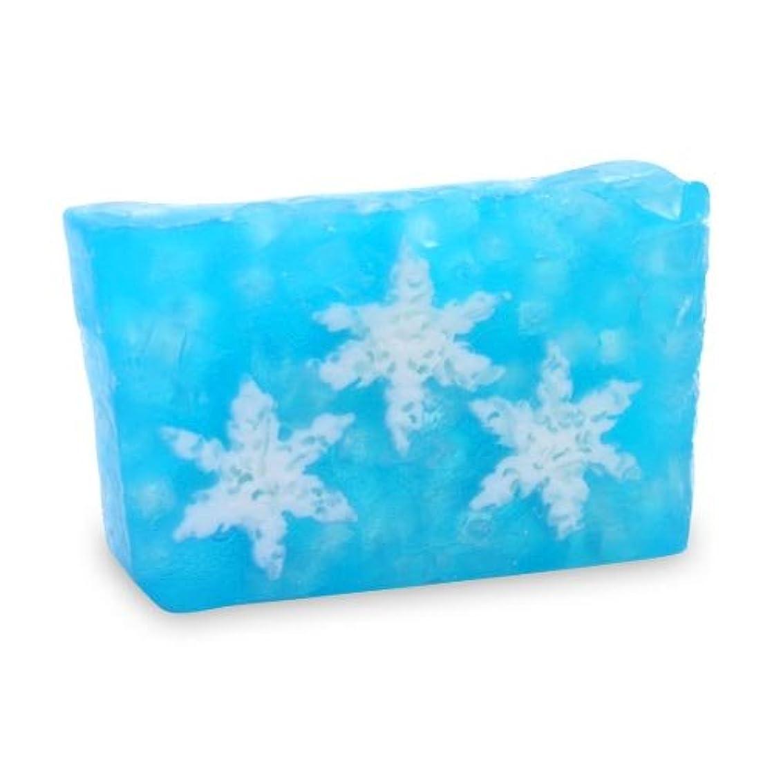 繊維ガラス毎回プライモールエレメンツ アロマティック ソープ スノーフレーク 180g 植物性 ナチュラル 石鹸 無添加