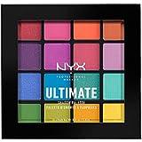 NYX(ニックス) UT シャドウ パレット 04 04 カラーブライト