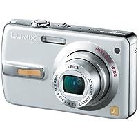 パナソニック デジタルカメラ LUMIX FX50 シルキーシルバー DMC-FX50-S