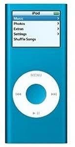 Apple iPod nano 4GB ブルー MA428J/A