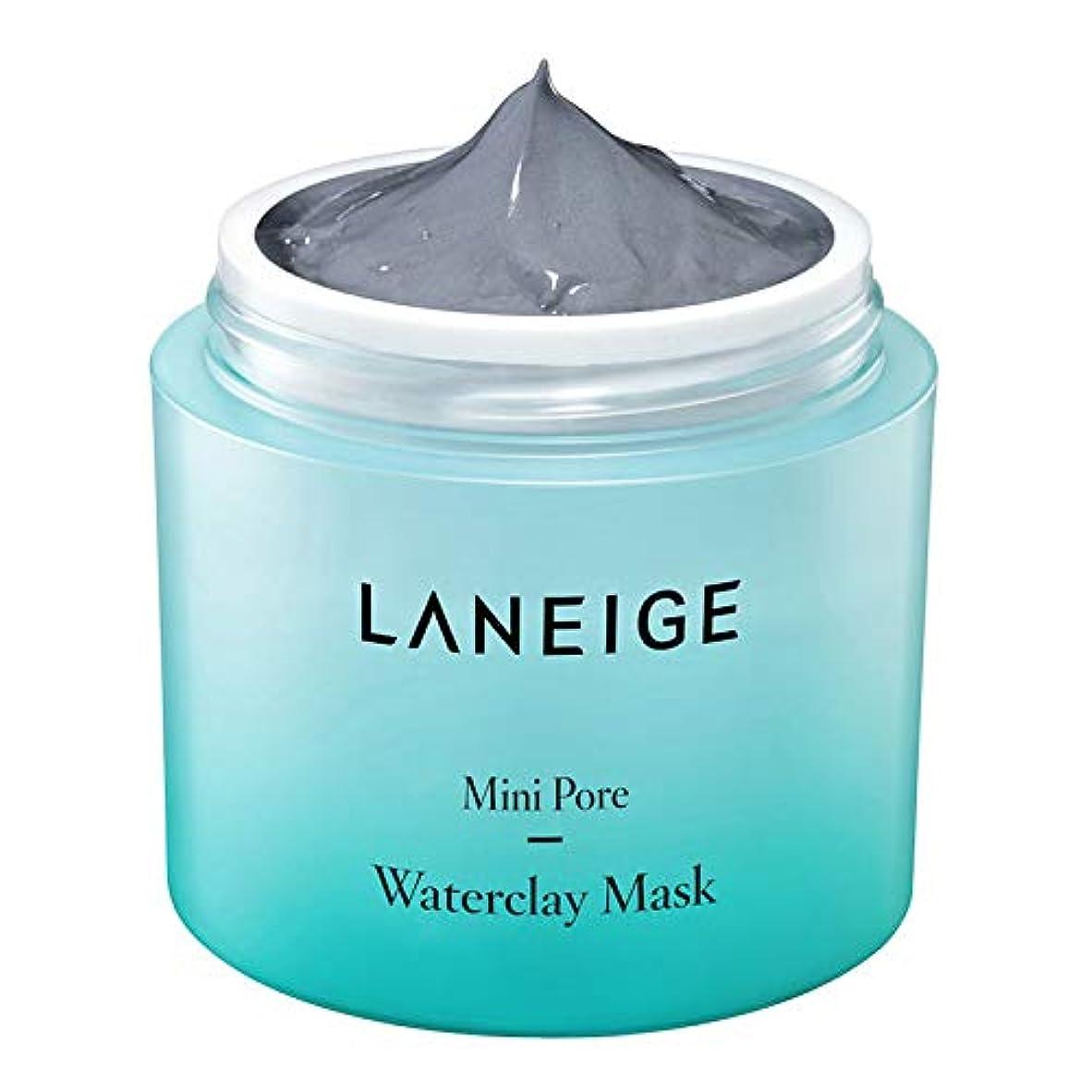 寝具価値のないオーバーヘッドラネージュ Mini Pore Waterclay Mask 70ml/2.37oz並行輸入品