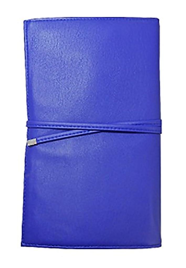 アンカーマーチャンダイザーひねり20本用ブラシケース ブルー BC1-BL