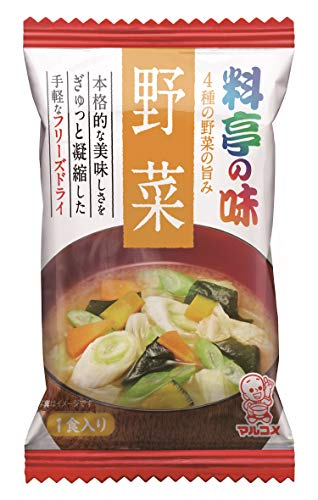 料亭の味 野菜 9g×10個