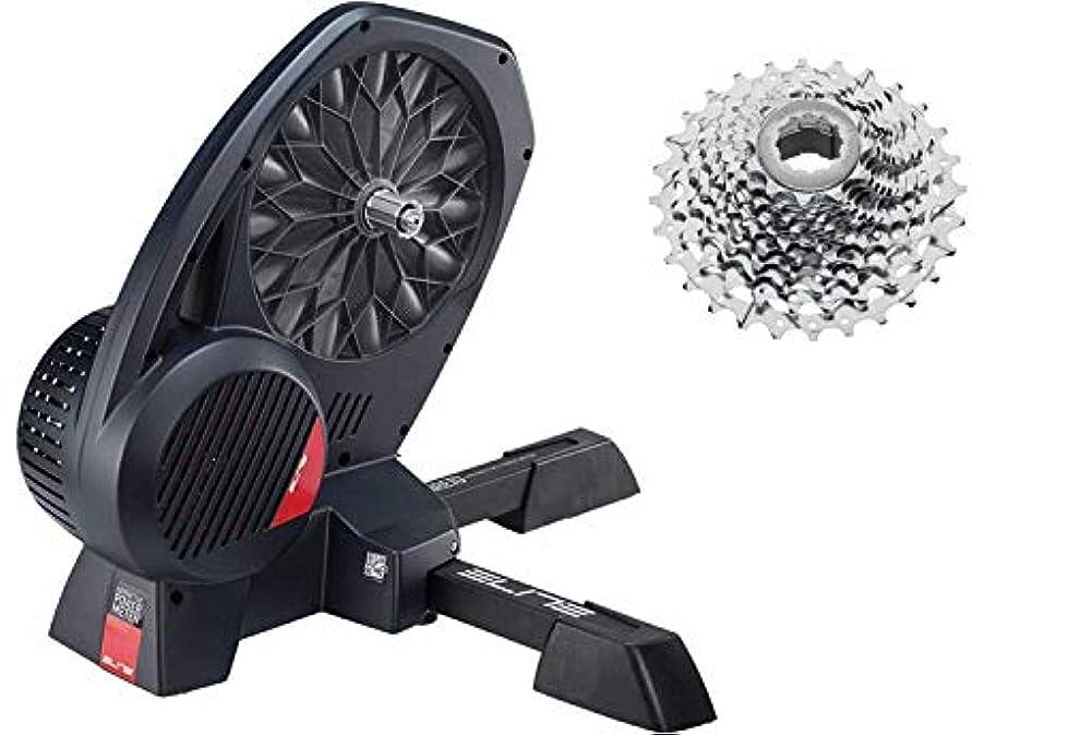 束キーアマチュアElite Direto Interactive Trainer with 11-speedカセット