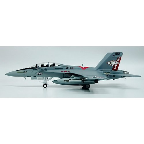 Witty Wings 1/72 F/A-18F U.S.NAVY VFA-102 ダイヤモンドバックス海軍航空100周年