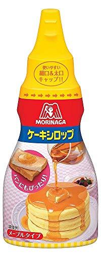 RoomClip商品情報 - 森永製菓 ケーキシロップ <メープルタイプ> 200g