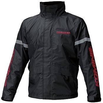 コミネ KOMINE バイク レインスーツ STD レインウェア GTX スプリーム レインウェア 雨具 防水 カッパ ブラック XL 03-543 RK-543