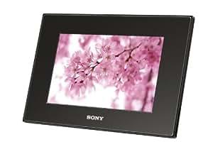 SONY デジタルフォトフレーム S-Frame A72 7.0型 内蔵メモリー128MB ブラック DPF-A72/B