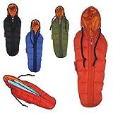 SF-3561 スリーピングバッグ 寝袋 ペンケース(レッド)