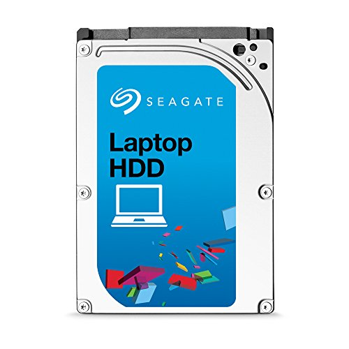 Seagate シーゲイト 内蔵ハードディスク Laptop HDD 2TB ( 2.5 インチ / SATA 3Gb/s / 5400rpm / 32MB ) 正規輸入品 ST2000LM003