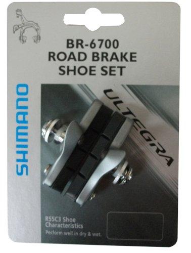 SHIMANO(シマノ) ブレーキシューセット BR-6700他適応 R55C3 カートリッジタイプ Y8G698080