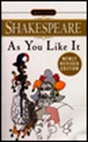 Download As You Like It (Shakespeare, Signet Classic) 0451526783