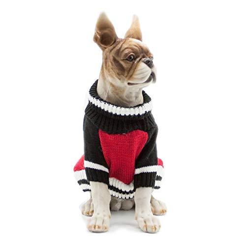 ペット服 犬猫 パーカー 可愛い セーター 秋冬ニット 加絨 厚い ドッグウェア パーカー 小中型犬 防寒 お散...